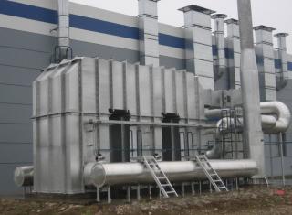 rco催化燃烧设备技术原理