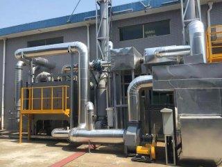 RCO催化燃烧设备8大安全性建议