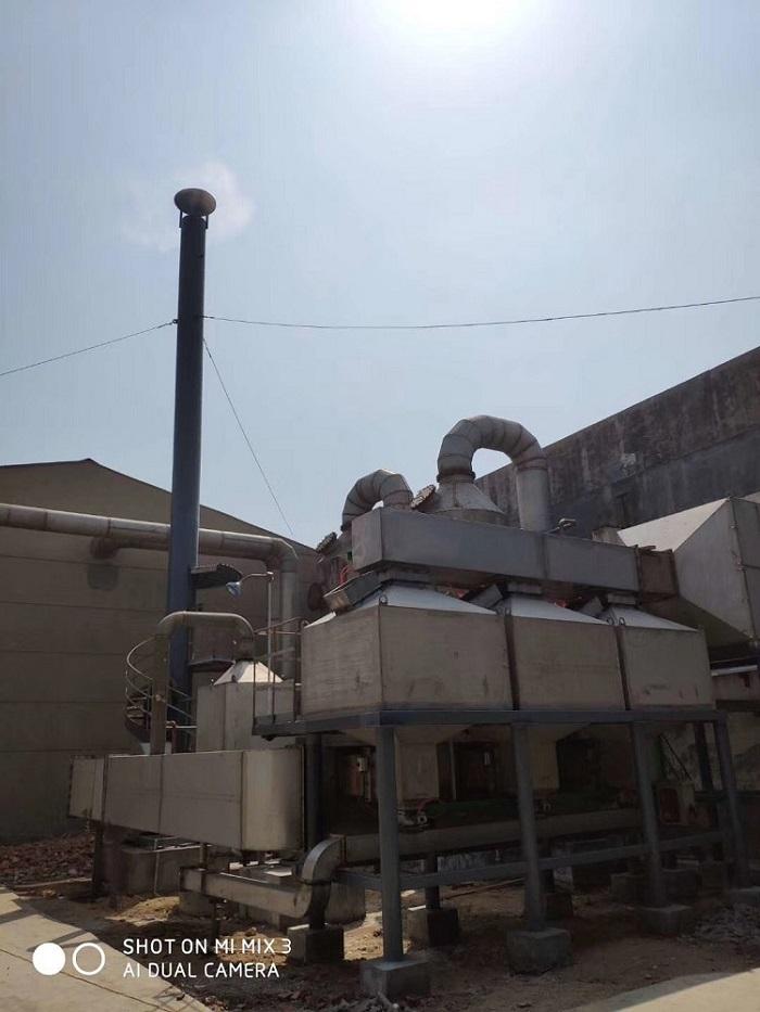 voc催化燃烧处理装置