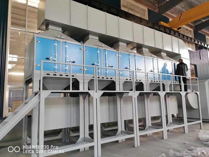 voc废气治理催化燃烧设备