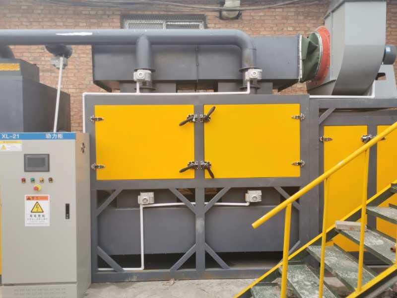 环保型催化燃烧设备